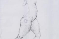 187-Figure-Gesture-Drawing-Grafite-22x16