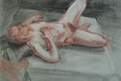 188-Figure-Drawing-Conte-Crayon-16-x22