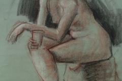 221-Figure-Drawing-Conte-Crayon-23-x-16