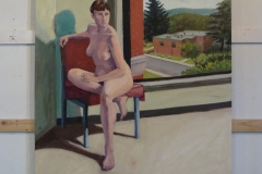 501-Framinham-Figure-Painting-oil-on-canvas-30x36-2009_