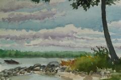 101.-Sabago-Lake-watercolor-9x12-2010