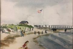 109-Watercolor-Beach-9x12-2014