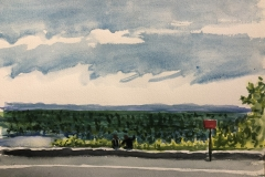114-Watercolor-Mount-Wachusett-10x14-2020
