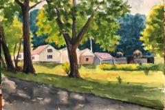 114-Watercolor-Out-Buildings-10x14-2020