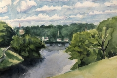 114-Watercolor-Wachusetts-Reservoir-10x12-2020
