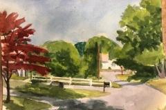 116-Watercolor-Sylvan-Corner-10x14-2020
